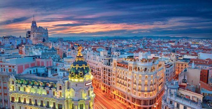 puncte turistice Madrid