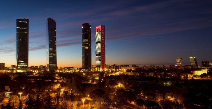 locuri de cazare Madrid